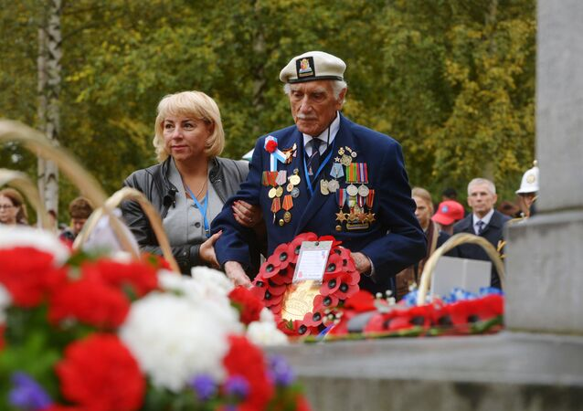 City of Arkhangelsk Commemorates 75th Anniversary of First Arctic Convoy
