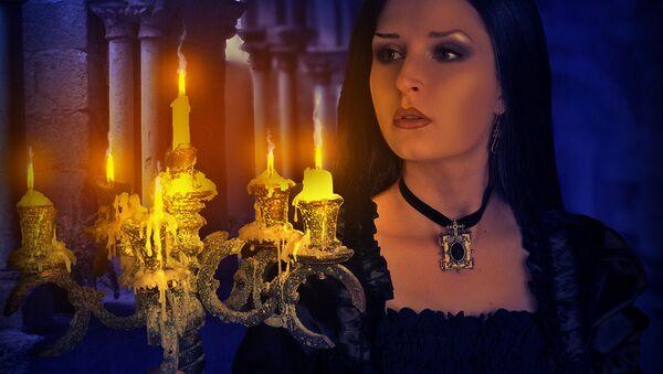 Lady in a castle - Sputnik International