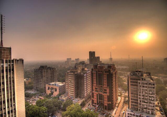 Connaught Place, New Delhi.