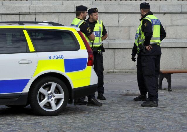 Swedish police. (File)