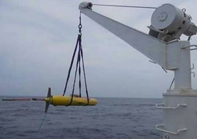 Chinese scientists have successfully tested an unmanned glider Haiyi-7000 water reached a depth of 5751 m and is about to break the record of the United States