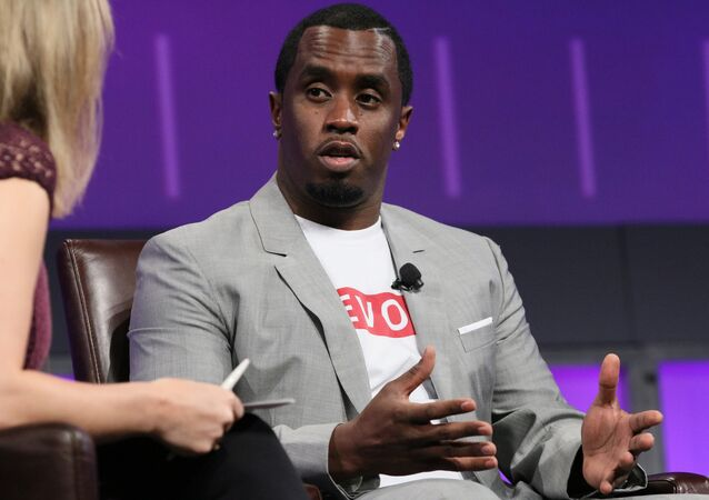 Sean Combs Speaking at The Cable Show 2014