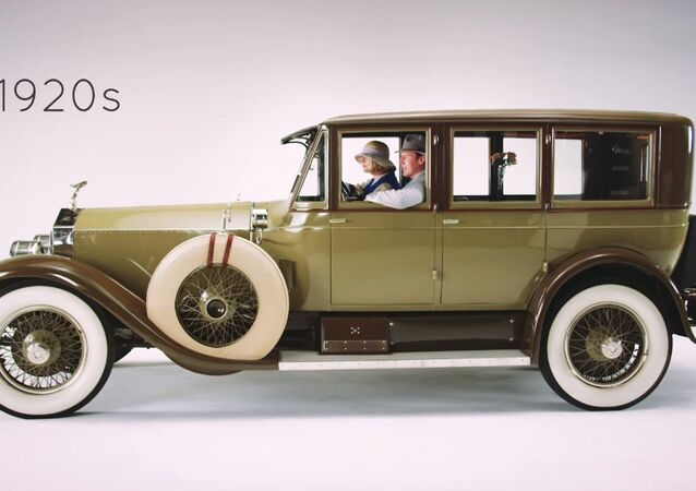 100 Years of Luxury Cars