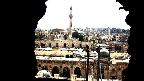 Old city of Aleppo - Sputnik International