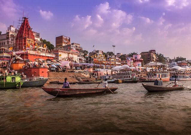 Ganga River, Varanasi, India
