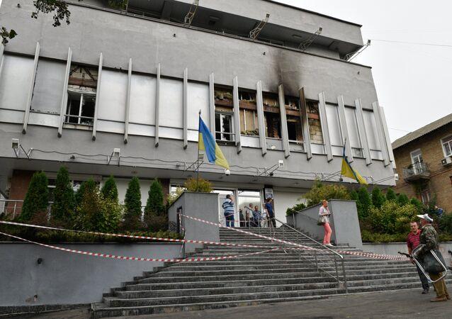 Inter TV Channel developments in Kiev