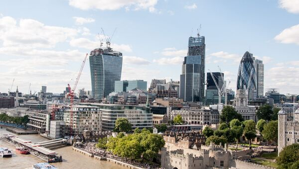 Post Brexit slump in the economy dismissed by top global banks. - Sputnik International