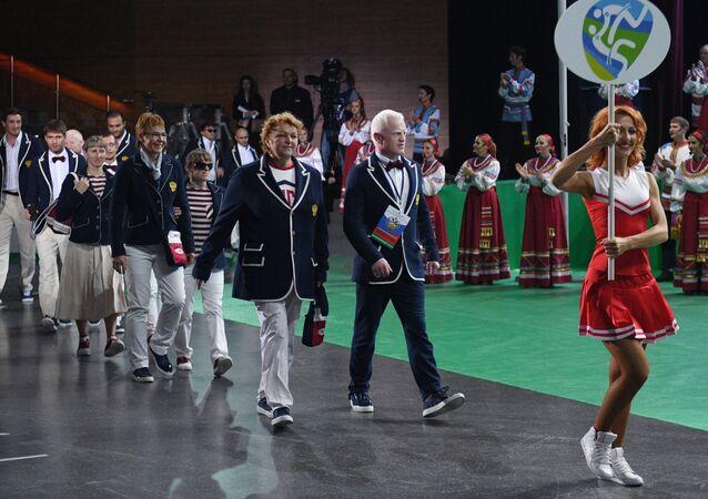 Russia Launches 'Alternative Paralympics'