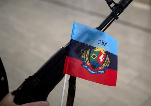The number of people who applied for citizenship of the self-proclaimed Luhansk people's republic (LPR) in eastern Ukraine multiplied 2.5 times in February in wake of the escalation of violence in the region this year, LPR's Interior Minister Igor Kornet told Sputnik.