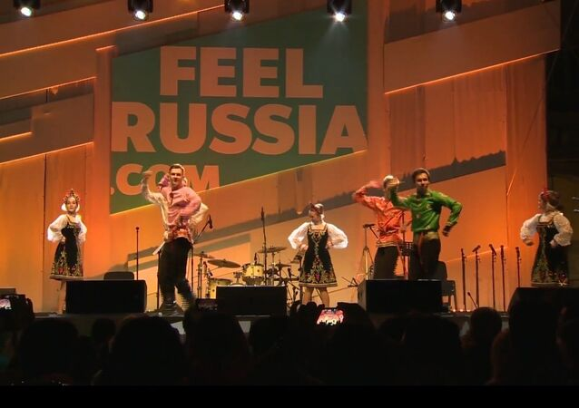 FeelRussia Festival in Madrid