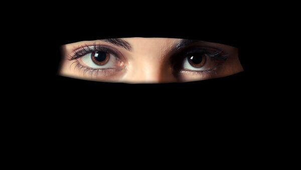 Burqa - Sputnik International