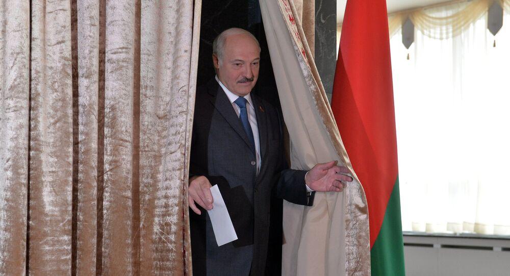 Belarus Parliament Elections