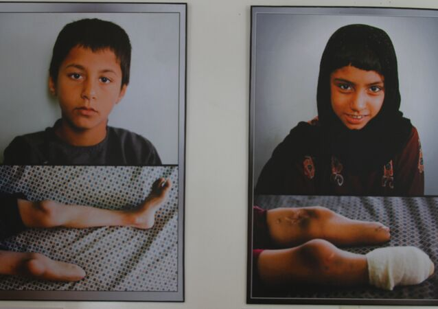 Afghanistan: the scars of war