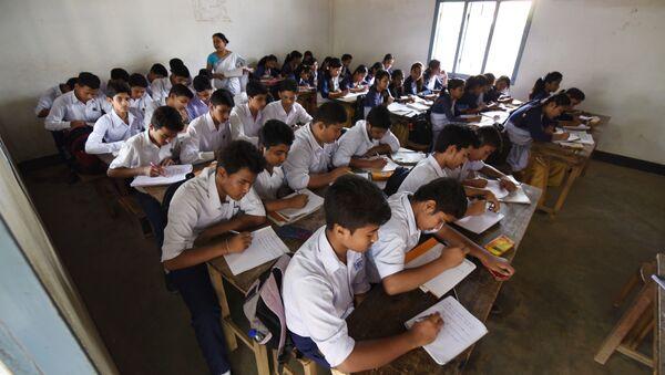 Indian school. (File) - Sputnik International