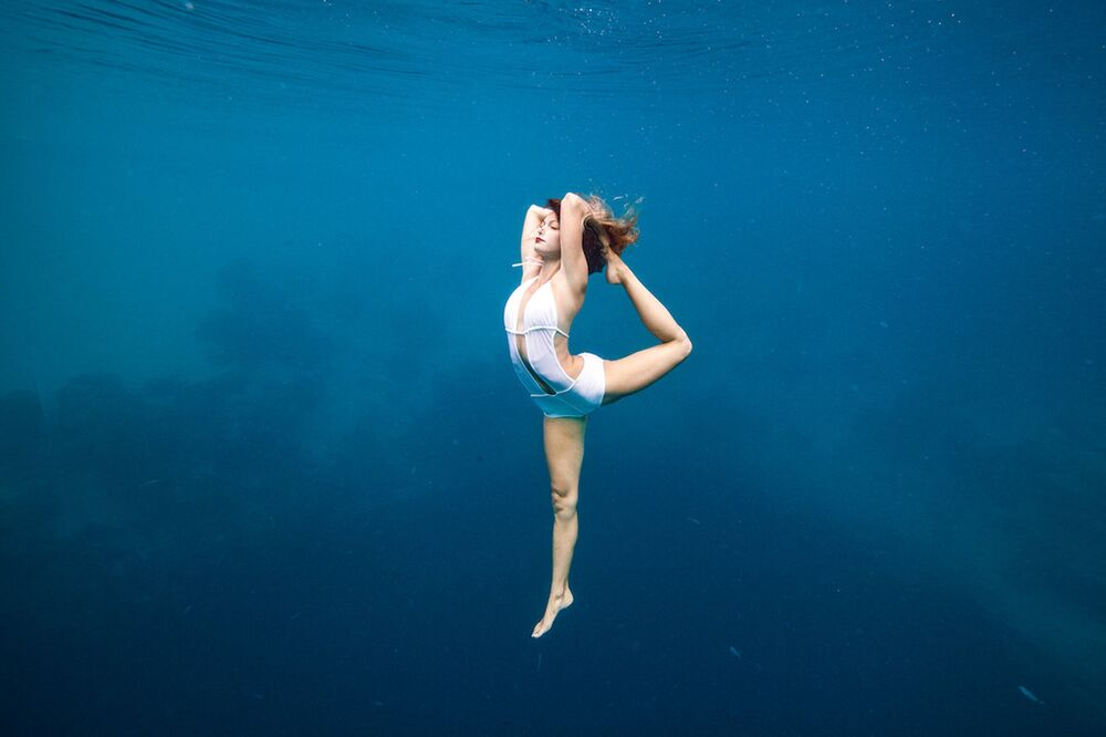 Freediving With a Camera: The Beauty of Underwater Photography