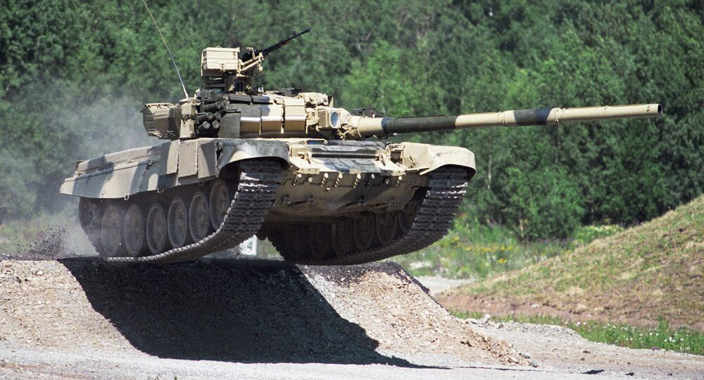 T-90 c armour