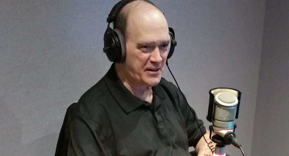 Former Technical Director of the US National Security Agency and intelligence whistleblower Bill Binney