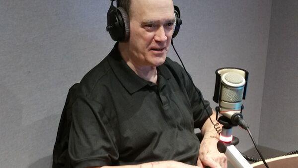 Former Technical Director of the US National Security Agency and intelligence whistleblower Bill Binney - Sputnik International