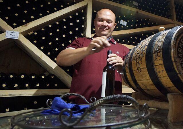 Winemaking in Rostov Region