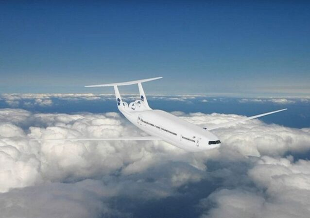 NASA, in partnership with Aurora Flight Sciences and MIT, is developing a D8 'Double Bubble' passenger plane, with radical cutting-edge technological design