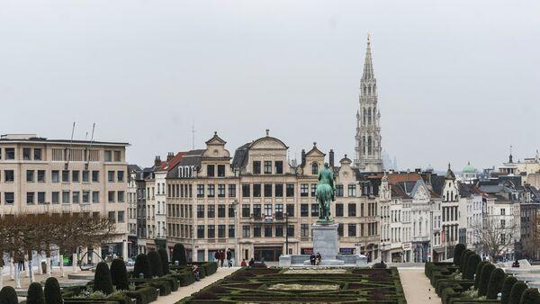 World cities. Brussels - Sputnik International