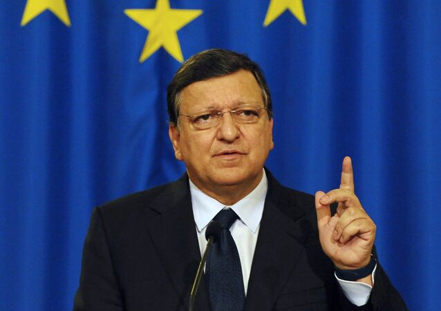 Former President of the European Commission Jose Manuel Barroso