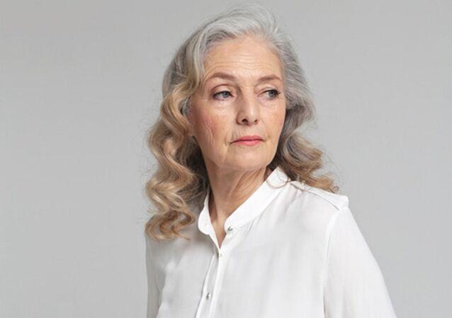 Model Olga Kondrashova