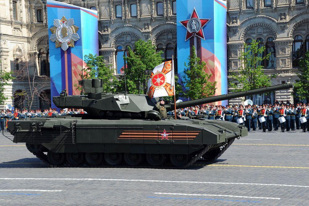 Sneak Peek at Russia's Top-12 Mighty Weapons