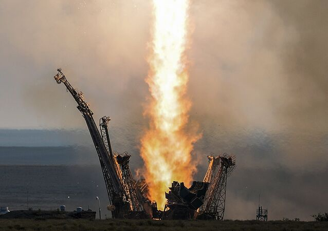 Russia has launched a spacecraft for the armed forces.