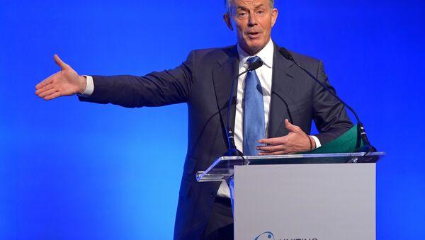 Former British Prime Minister Tony Blair - Sputnik International