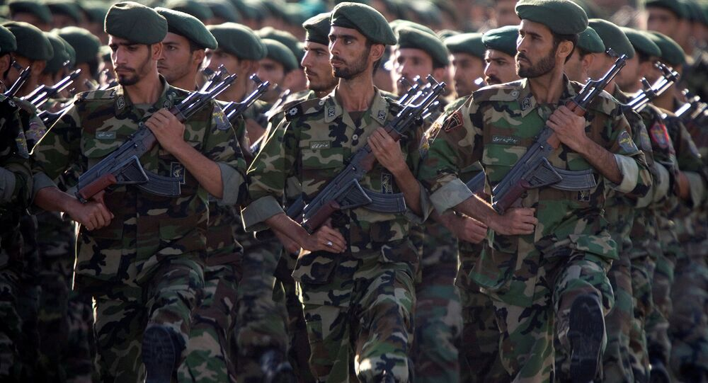 Iranian IRGC Terrorist Commander Killed in Syria