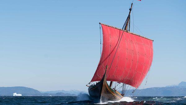 Draken Harald Hårfagre - Sputnik International