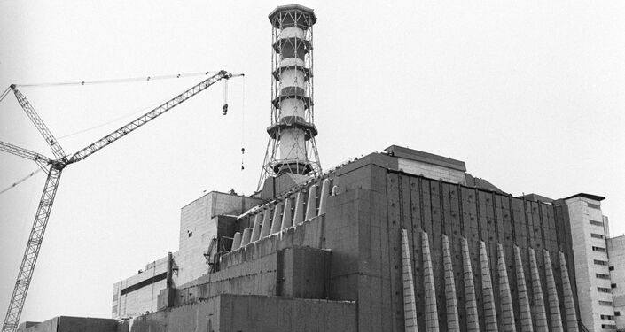 4th Unit of the Chernobyl Nuclear Power Plant.