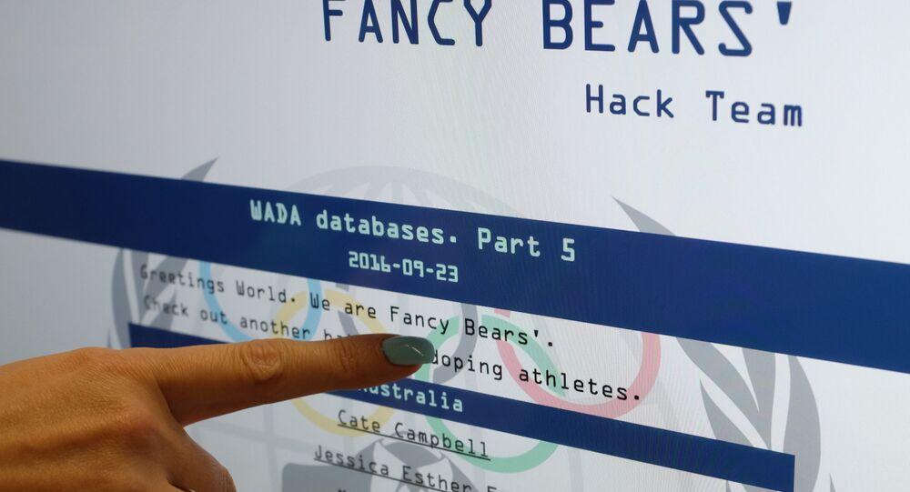Fancy Bears release hacked WADA database