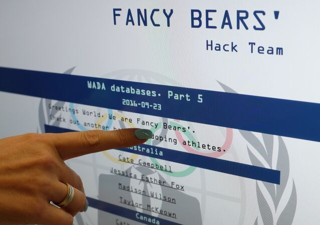 Fancy Bears release hacked WADA database