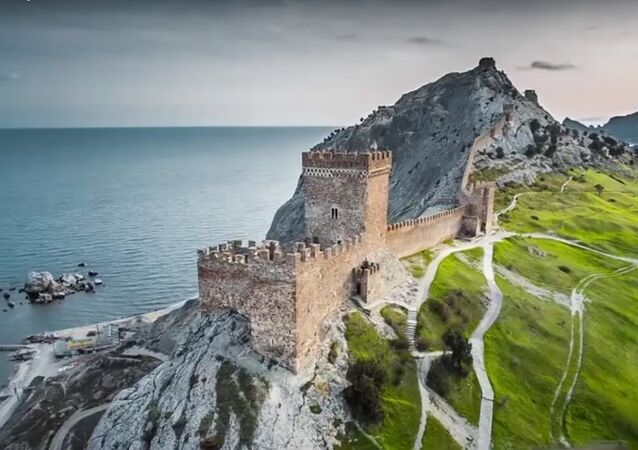 Crimea: Where Beauty Prevails Over TIme