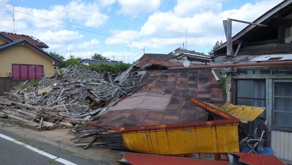 The sights of Fukushima exclusion zone - Sputnik International