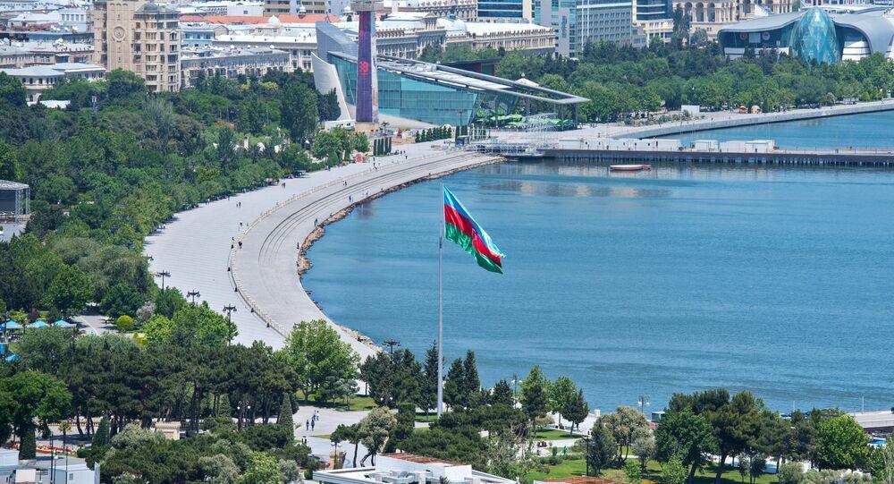 Cities of the world. Baku