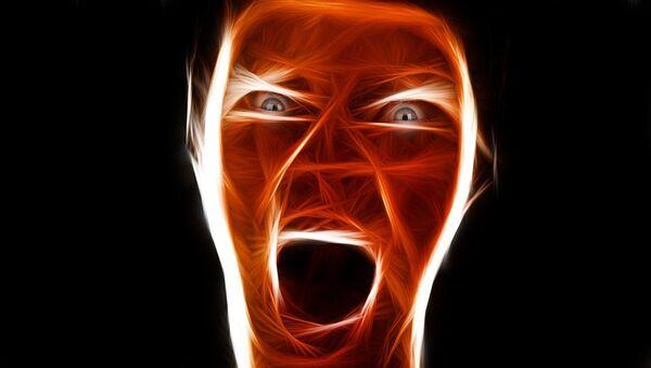 Anger - Sputnik International