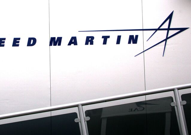 Logo of US group Lockheed Martin