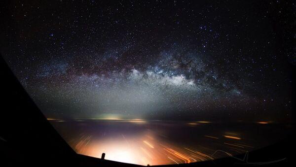 Milky way over Calcutta - Sputnik International