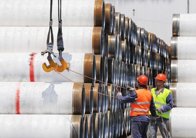 The Turkish Stream Offshore Pipeline