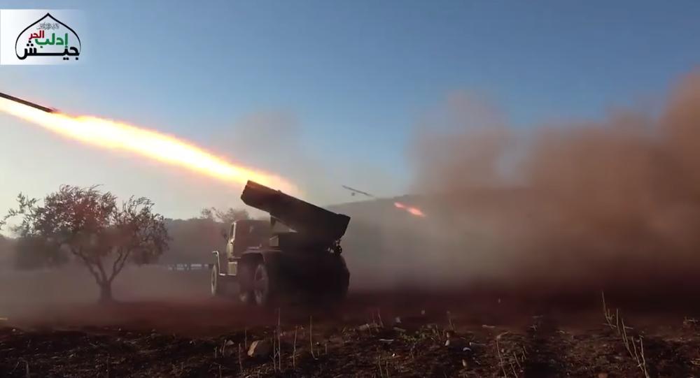 Ahrar al-Sham uses Grad Missiles Against Syrians in Hama