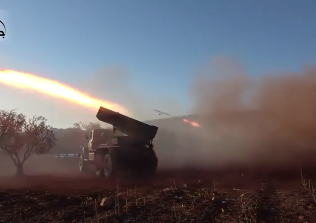 Ahrar al-Sham uses Grad Missiles Against Syrians in Hama