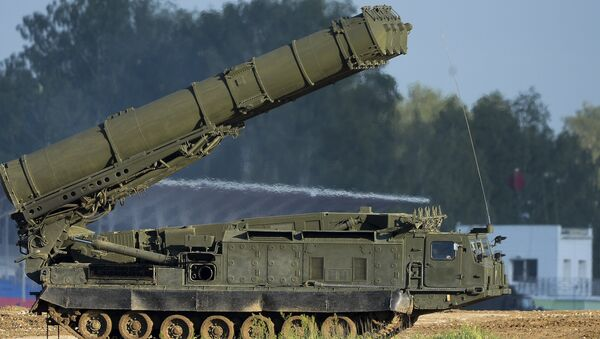 S-300VM Antei-2500 air defense system. (File) - Sputnik International