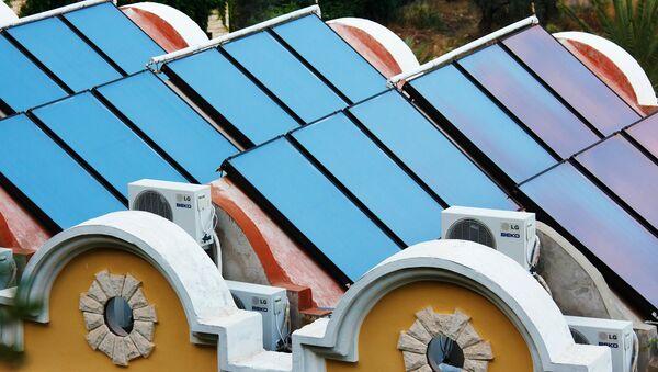 Solar power - Sputnik International