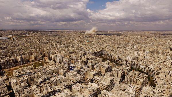Aleppo. - Sputnik International