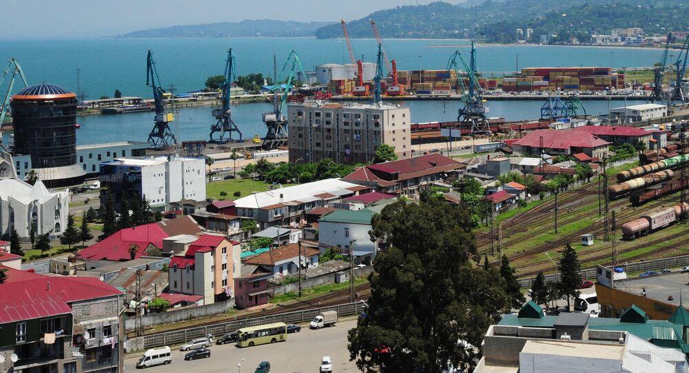 Hidden Agenda: US Sinks Billions Into Сonstruction of Major Sea Port in Georgia