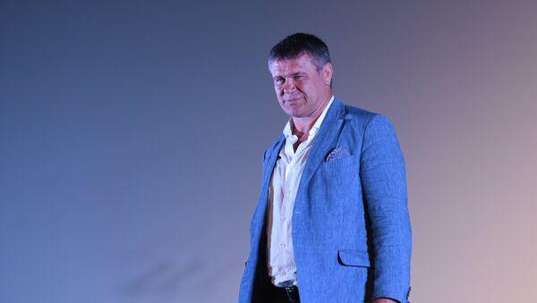 Oleg Taktarov - Sputnik International