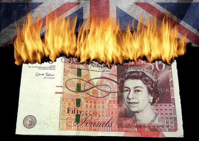 Researchers warn the UK is facing a US$100 billion black hole to public finances.